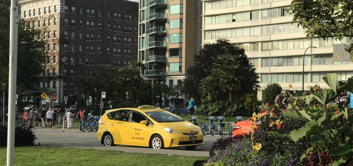 タクシーのメイン画像