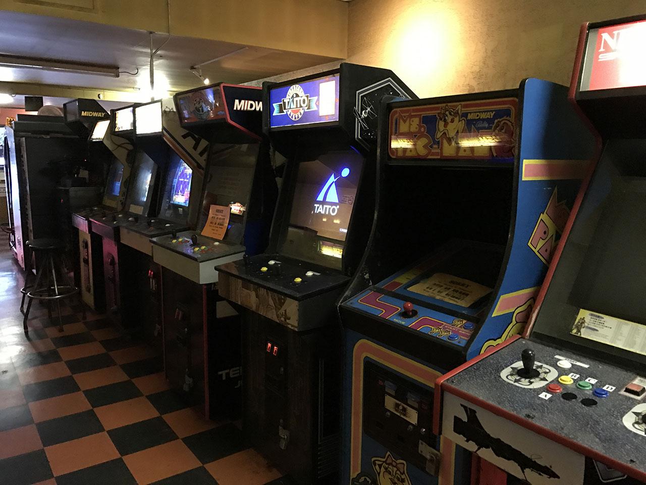 ゲームセンター、カラオケ、ボーリング、ビリヤードメイン画像